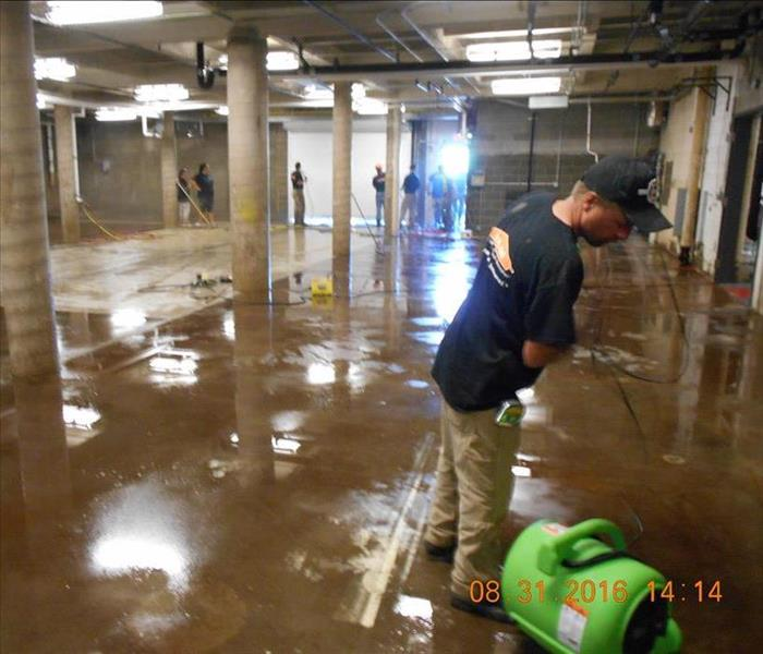 Commercial Restoring Your Morgantown Commercial Property After A Cleaning
